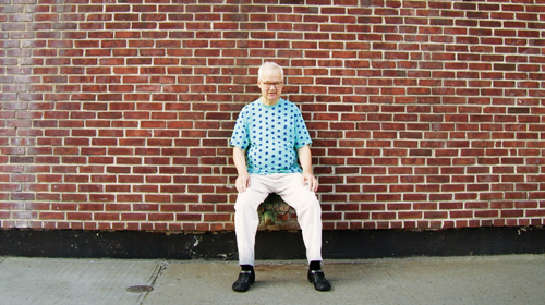 Tony Conrad – Completely in the Present (OmU)